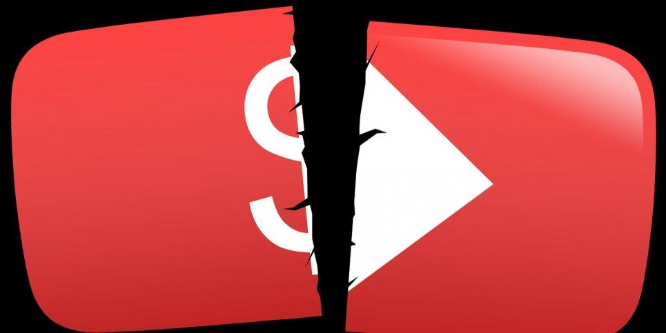 Youtube Zararlı içerikler konusunda Sınıfta Kaldı