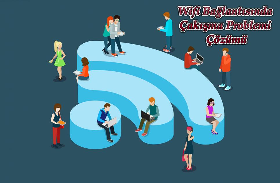 Wifi Bağlantısında Çakışma Problemi Çözümü