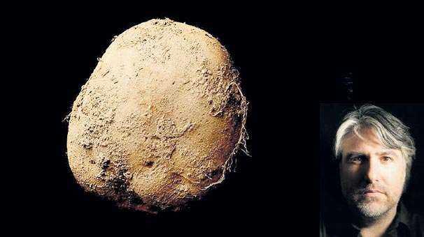Bu Patates Tam 1 Milyon Euroya Satıldı
