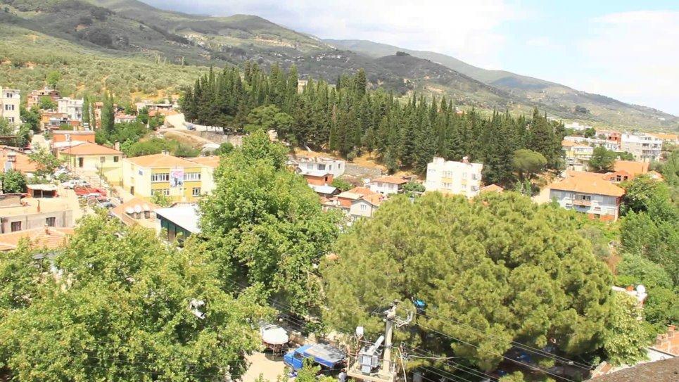 Çamlıbel köyü