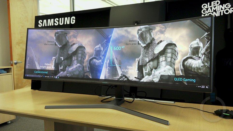 Samsung CHG90 İnceleme