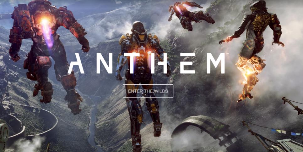 Anthem - Oyun İncelemesi