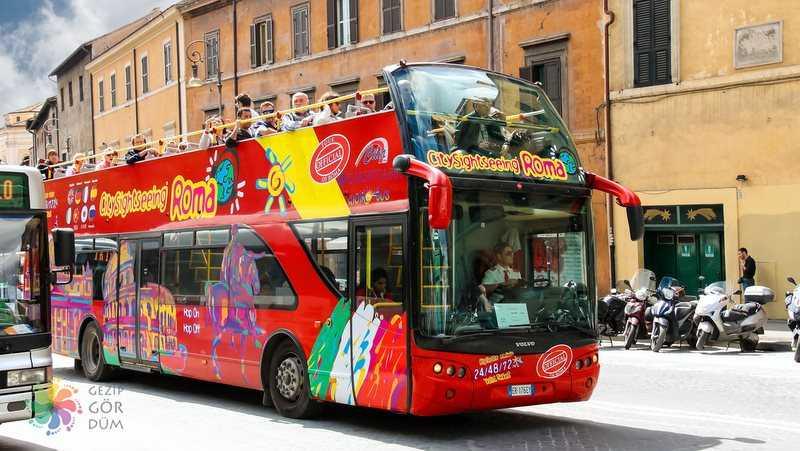 Roma Şehir İçi Ulaşım