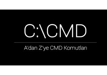 Tüm Windows CMD Komutları